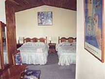 Room at the Hotel La Amistad